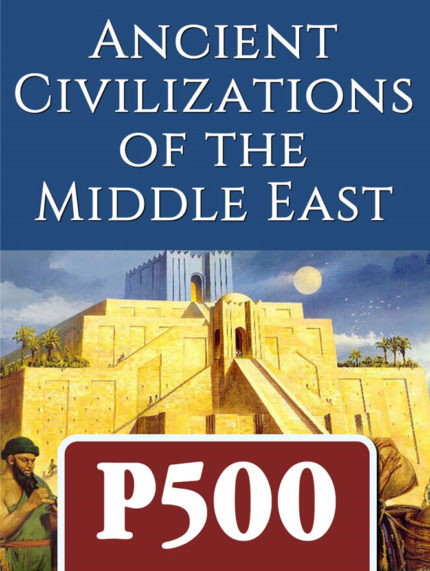 Ancient Civilizations of the Middle East