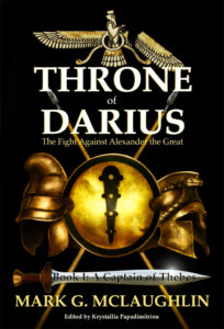 Throne of Darius: A Captain of Thebes