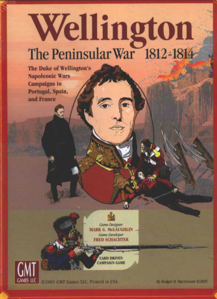 Wellington: The Peninsular War