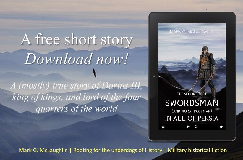 second best swordsman short story by mark g mclaughlin