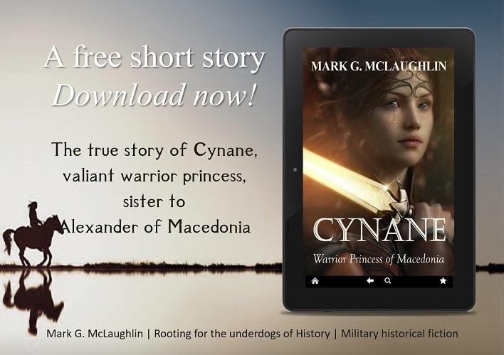 cynane, warrior princess of macedonia